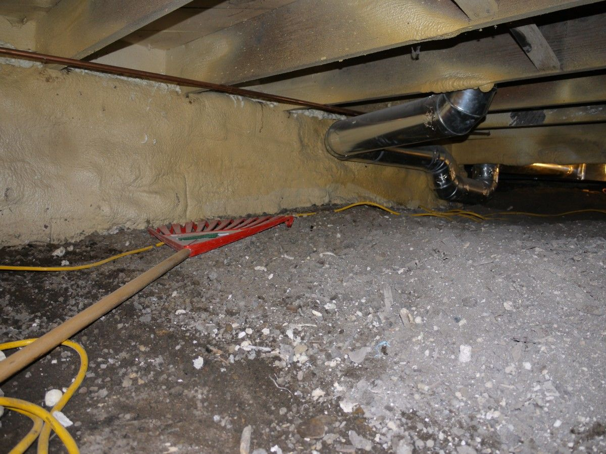 Crawl Space Cleaning Castro Valley