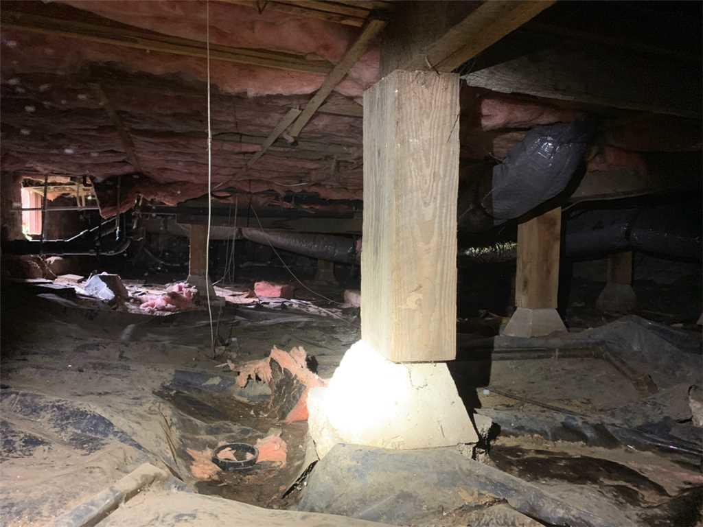 Crawl Space Cleaning Daly City