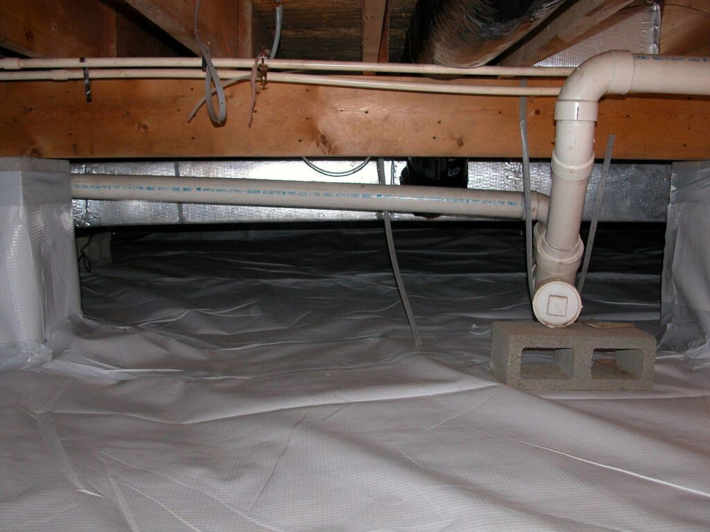 crawl space cleaning cupertino